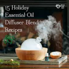 15 holiday essential oil diffuser blend recipes grass fed