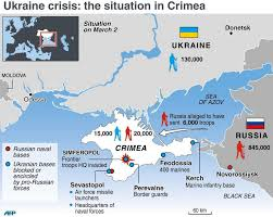 maps crimea russia us official claims 6 000 russian troops in complete of