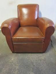 fauteuil club couleur canapé club ancien 1950 couleur miel relooking fauteuils