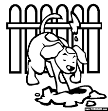 Pets Online Coloring Pages Page 1 The Color Page