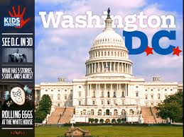 Washington Dc Attractions Map Washington D C By Kids Discover For Ipad Youtube