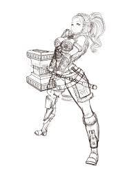ferrari logo sketch artstation viking ferrari jr llamzon