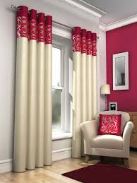 Cream Blackout Curtains Eyelet by Skye Fully Lined Modern Eyelet Curtains Faux Silk Ring Top Curtain