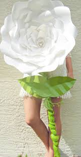 giant paper flowers diy paper flowers flower templates and
