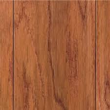 Laminate Flooring Click Lock Home Legend Hand Scraped Oak Gunstock 3 8 In T X 4 3 4 In W X