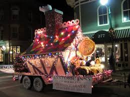christmas light parade floats call out for parade of lights floats buoys for trap tree rockland