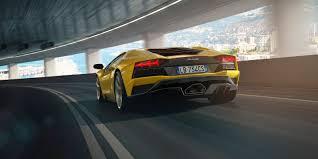 Lamborghini Aventador Exhaust - official 2017 lamborghini aventador s gtspirit