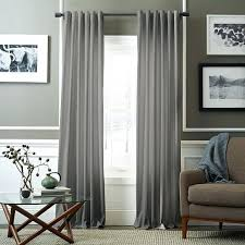 signature silver grey blackout velvet curtains drapes half price
