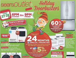 sears appliance black friday sears outlet black friday 2014 gets big with refrigerators ovens