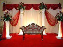 wedding backdrop on stage 60 best tourgo pipe drapes wedding backdrop party backdrop images