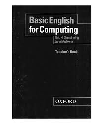 basic english for computing teacher u0027s book 100p