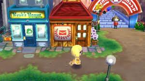 animal crossing new leaf street passing reggie gamespot