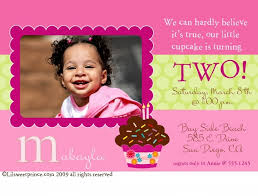 2nd birthday invitations lilbibby com