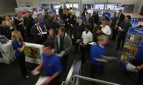 home depot black friday crowd size how a best buy manager prepares for black friday startribune com