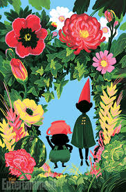 over the garden wall u0027 creator patrick mchale not a part of the