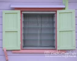 Shabby Chic Shutters by Cottage Shutters Etsy
