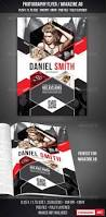 graphicriver photography flyer magazine ad template all design
