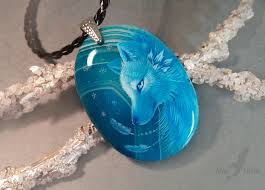 ebay necklace images Ice wolf ebay by alviaalcedo jpg