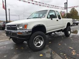 92 toyota tacoma for sale toyota for sale carsforsale com