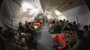 Army Thanksgiving Leave Deployed U S Troops Take Time To Observe Thanksgiving Duluth