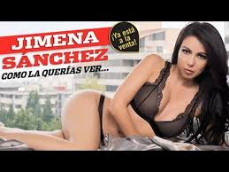 h revista enero 2016 jimena sanchez en la revista h enero 2016 youtube