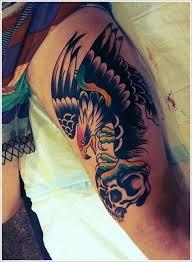 35 attention grabbing eagle tattoo designs