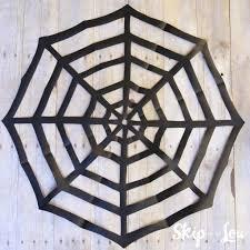 Decorative Spiders Best 25 Spider Web Decoration Ideas On Pinterest Spider Web