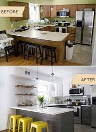 kitchen ideas on a budget before and after 25 budget kitchen makeover ideas