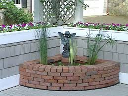 excellent decoration patio water features exciting patio water