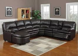 Sectional Sofa With Recliner And Chaise Lounge Living Room Small Sectional Reclining Sofa Recliner Sofas Piece