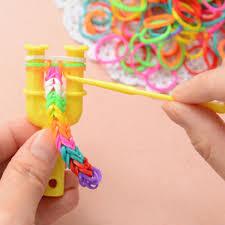 bracelet rubber bands maker images High quality friendship bracelets bands colorful loom rubber bands jpg
