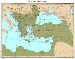 Ottoman Empirr The Ottoman Empire Maps
