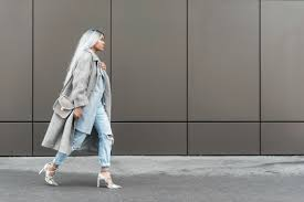how to style grey color in cold weather