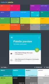 Color Combination Generator Material Design Color Palette Generator Bypeople