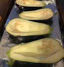 quinoa kale u0026 mushroom stuffed eggplant u2014 living in cinnamon