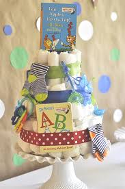 Diaper Centerpiece For Baby Shower by Storybook Baby Shower Themed Baby Showers Diapers And Babies