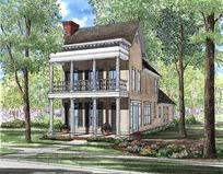 Charleston Home Plans | charleston style house plans historic home designs