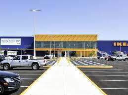 ikea parking lot ikea gives media a sneak peek at its new columbus store