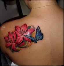 44 best hibiscus and butterfly tattoos images on