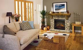 fieldstone electric fireplace decorating ideas contemporary