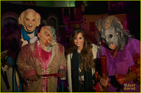 halloween horror nights wallpaper demi lovato halloween horror nights photo 442000 photo