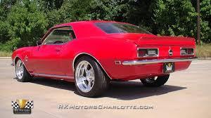 chevy 68 camaro 134333 1968 chevrolet camaro ss