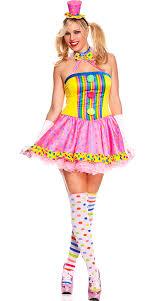 Clown Costumes Plus Size Circus Cutie Clown Costume Plus Size Clown Halloween