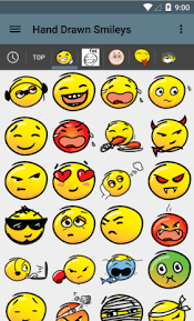android smileys smileys for chat 1 1 apk for android aptoide