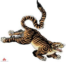 Asian Design Animals Clipart Of Mane Clipart With The Keywords Mane