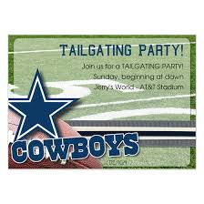10 best images of dallas cowboy invitations template free dallas