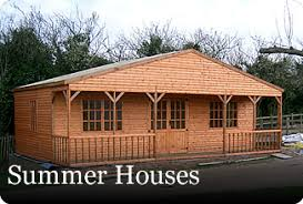 Summer Garden Houses - garden sheds summerhouses u0026 shelters kent uk