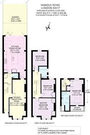 homes for sale with floor plans 14 best floor plans terraces images on terraced house