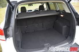 lexus suv boot space 2013 ford kuga titanium boot space