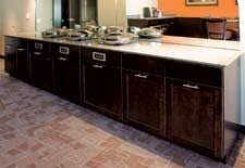 Kraftmaid Peppercorn Cabinets Comerica Park Renovates With Kraftmaid U0026 174 Cabinetry